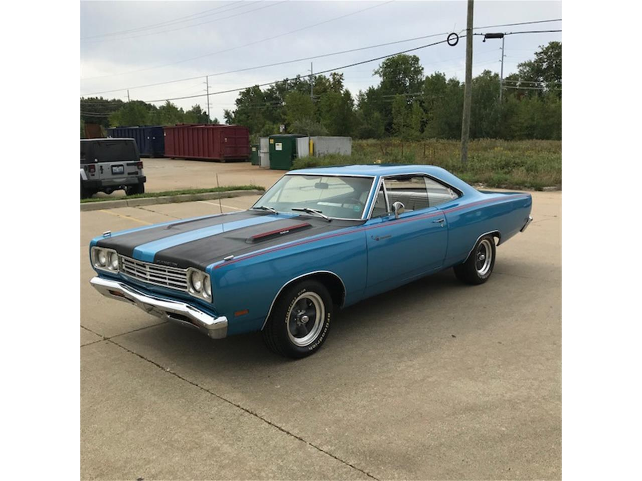 Large Picture of '69 Road Runner Offered by More Muscle Cars - OJ60