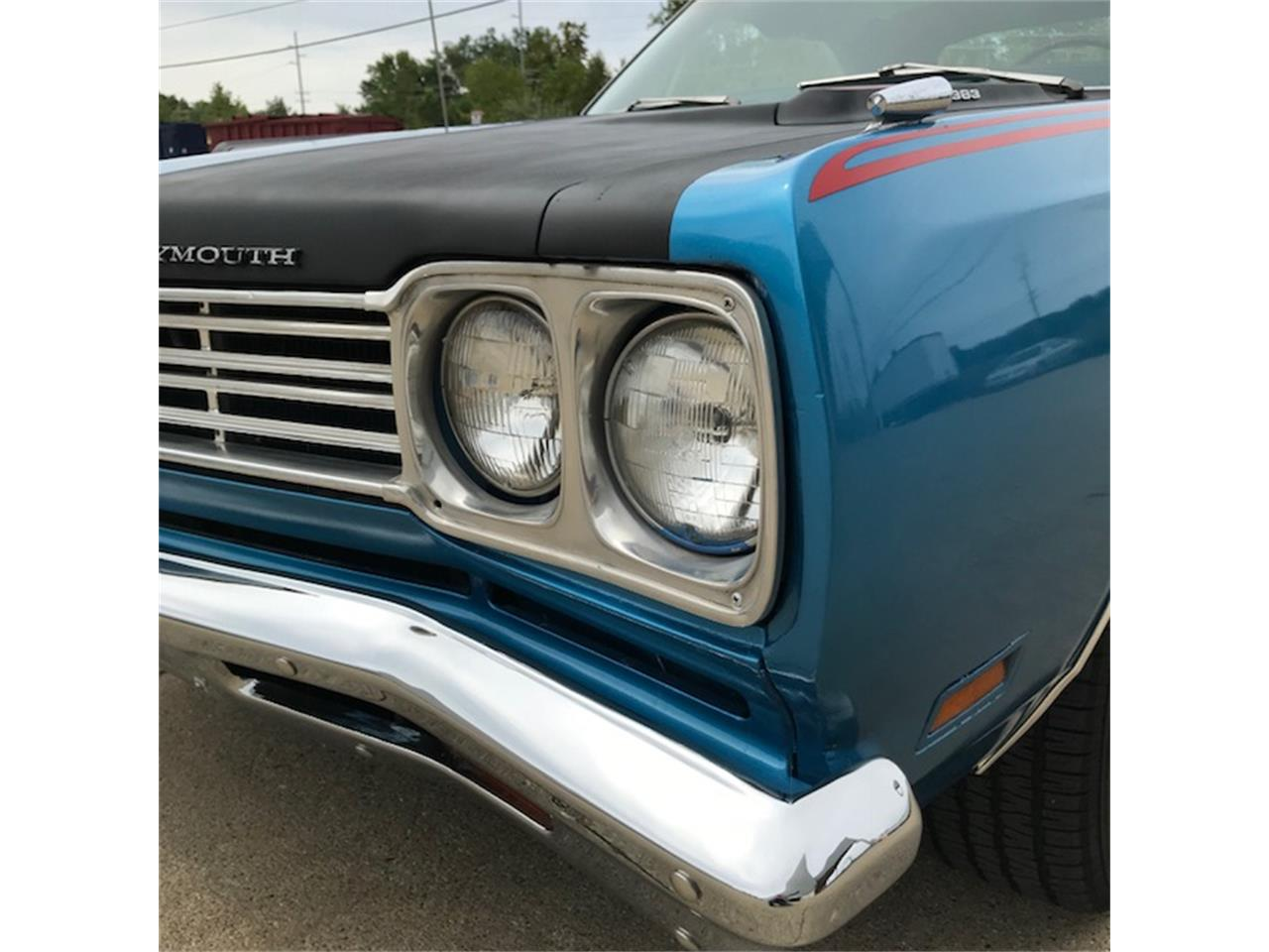 Large Picture of Classic '69 Plymouth Road Runner - $32,900.00 Offered by More Muscle Cars - OJ60