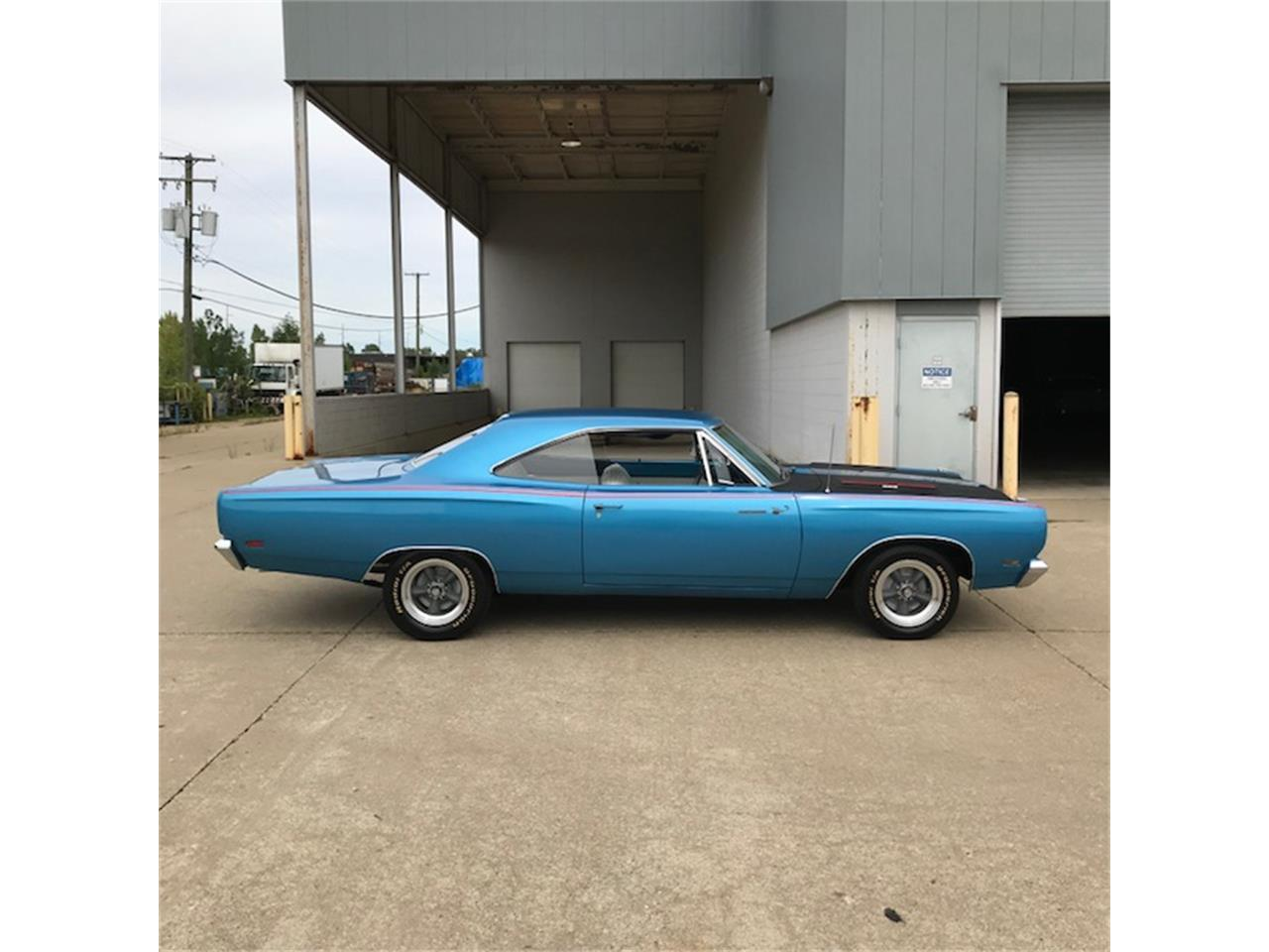 Large Picture of 1969 Plymouth Road Runner located in Fort Myers, Macomb, MI Florida - $32,900.00 Offered by More Muscle Cars - OJ60