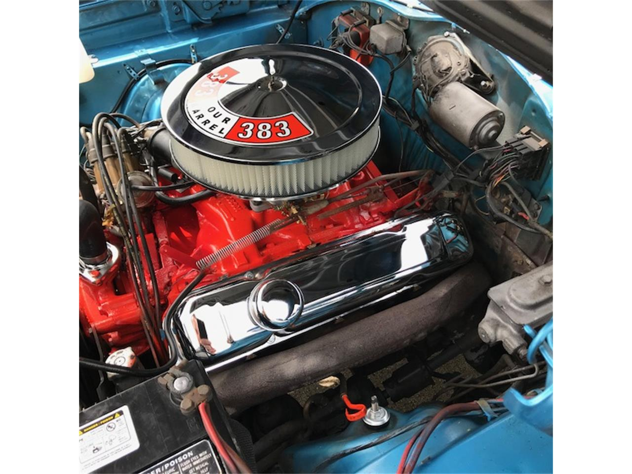 Large Picture of '69 Road Runner located in Fort Myers, Macomb, MI Florida - $32,900.00 Offered by More Muscle Cars - OJ60