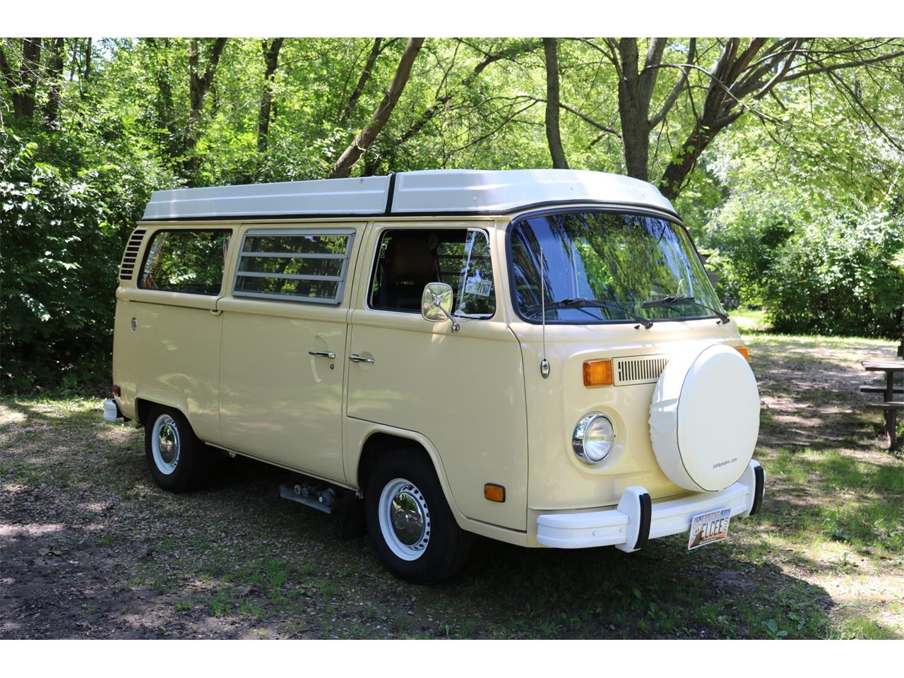 Large Picture of '78 Westfalia Camper - OJ61