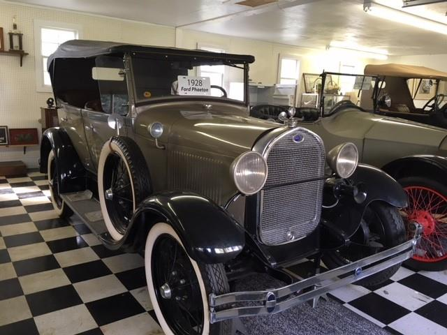 Picture of '28 Model A Phaeton - OJ6K