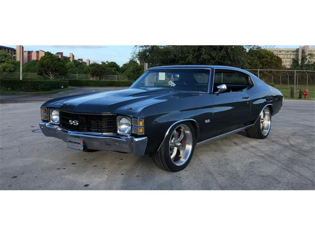 Picture of '71 Chevelle SS - OJ6M
