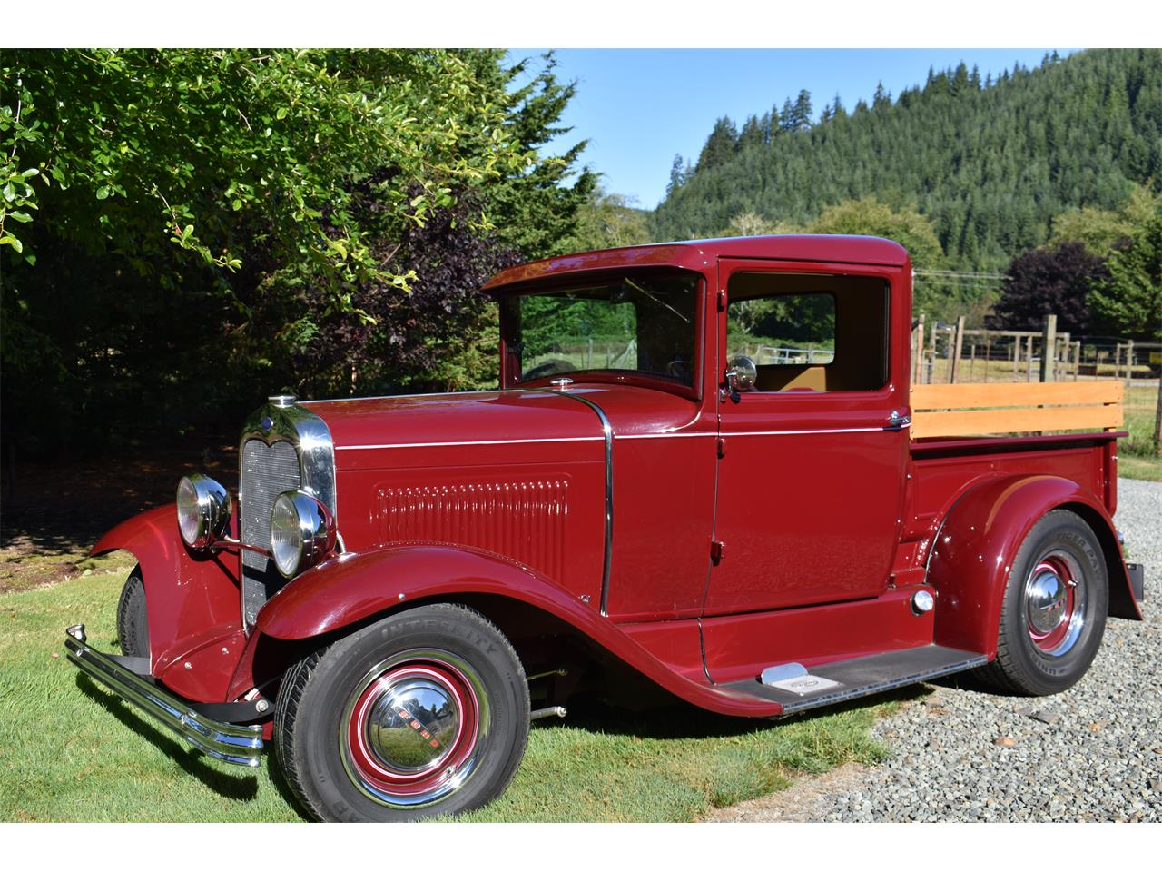 Large Picture of Classic '30 Ford Pickup - $27,000.00 - OJ6R