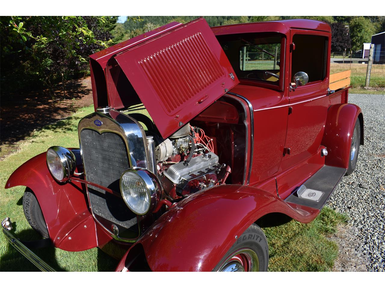 Large Picture of Classic 1930 Pickup located in Oregon - $27,000.00 - OJ6R