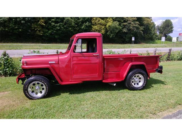Picture of '47 Jeep Pickup - OJ72