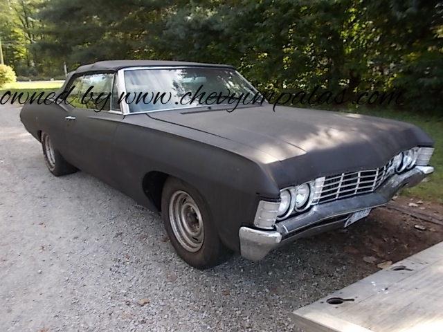 Picture of '67 Impala - OJ7D