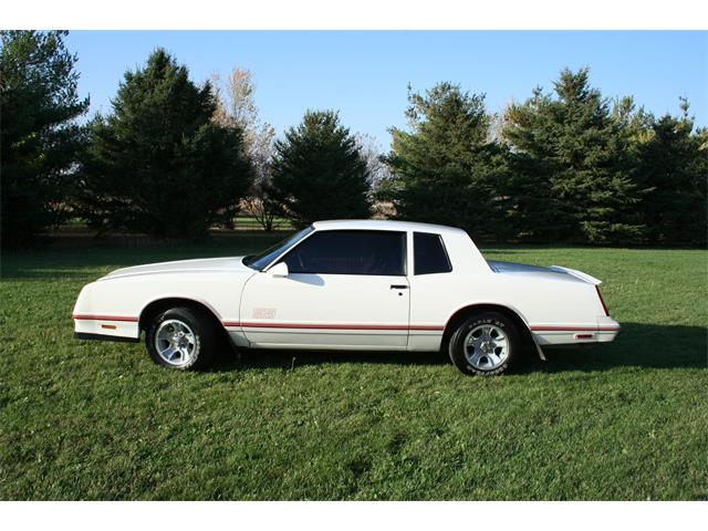 Classic Chevrolet Monte Carlo Ss For Sale