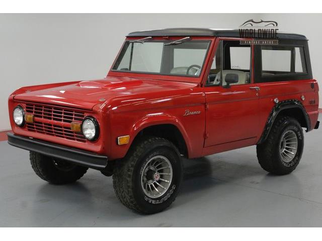 Picture of Classic 1972 Bronco - $31,900.00 - OJ7W