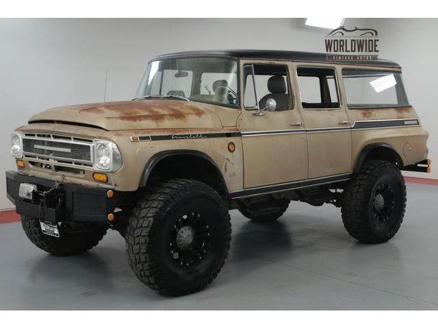 Picture of '68 Travelall - OJ83
