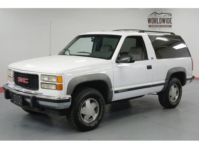 Picture of '94 GMC Yukon - $16,900.00 Offered by  - OJ85