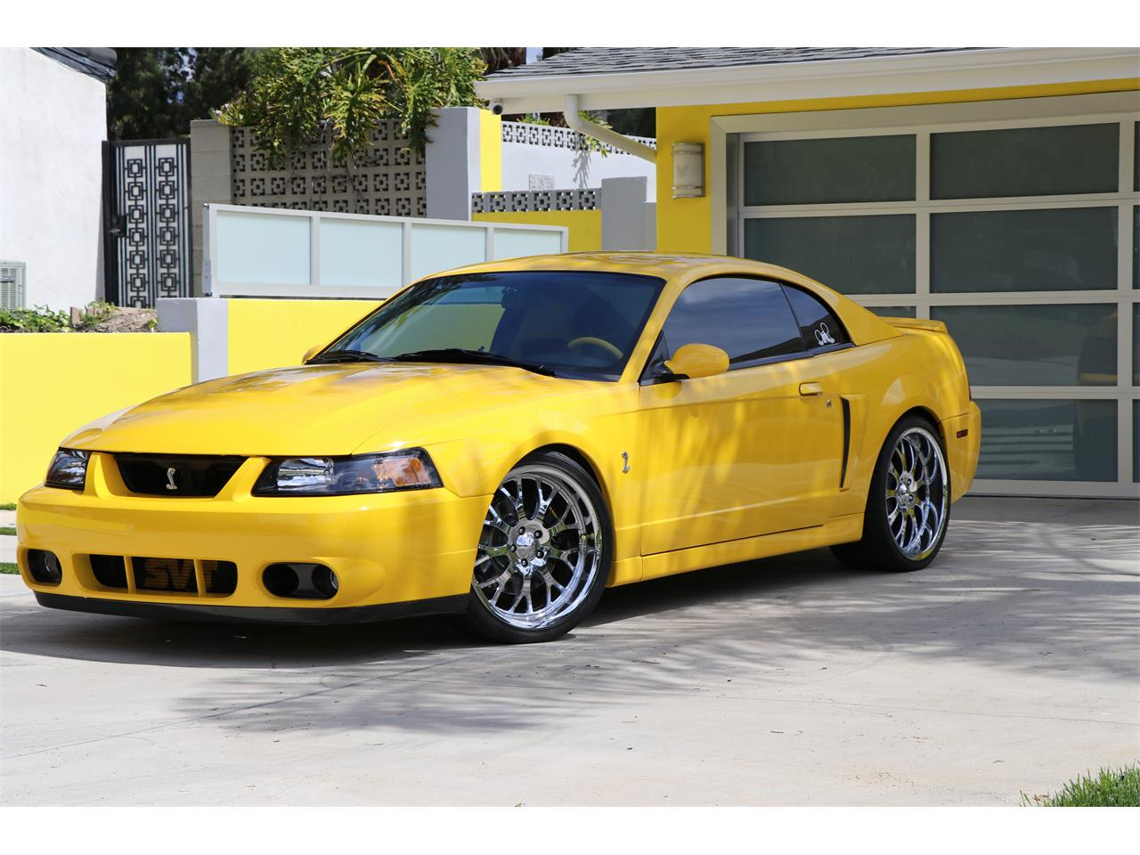 Large Picture of '04 Mustang Cobra - OJ8A