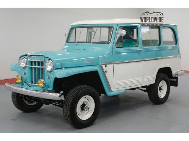 Picture of Classic 1969 Willys Wagoneer Offered by  - OJ8B