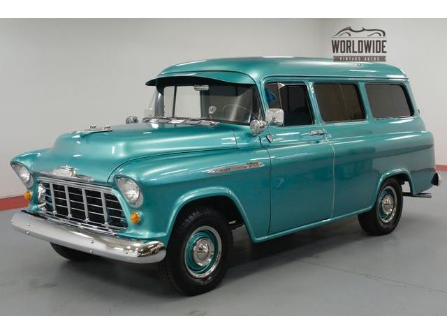 Picture of Classic '56 Suburban located in Denver  Colorado Offered by  - OJ8N