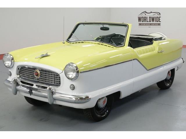 Picture of '57 Metropolitan located in Denver  Colorado - $13,900.00 Offered by  - OJ8O