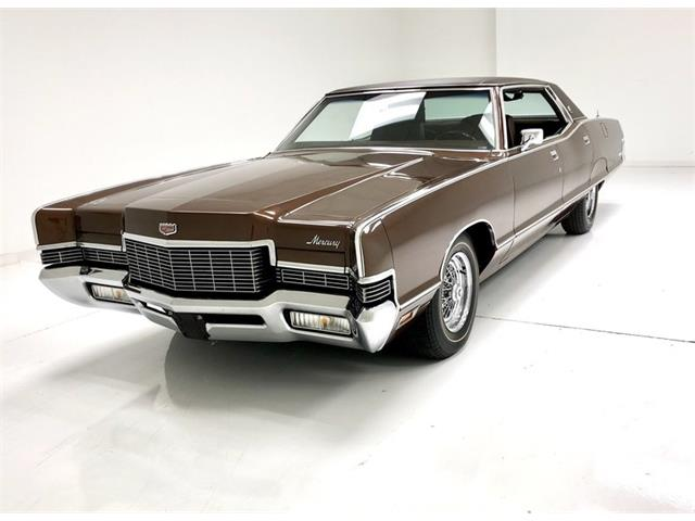 Picture of Classic '71 Mercury Grand Marquis located in Morgantown Pennsylvania Offered by  - OJ8Q