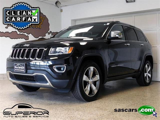 Picture of '15 Grand Cherokee located in New York Offered by  - OJ8R