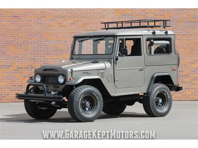 Picture of Classic 1967 Land Cruiser FJ located in Grand Rapids Michigan Offered by  - OJ8W