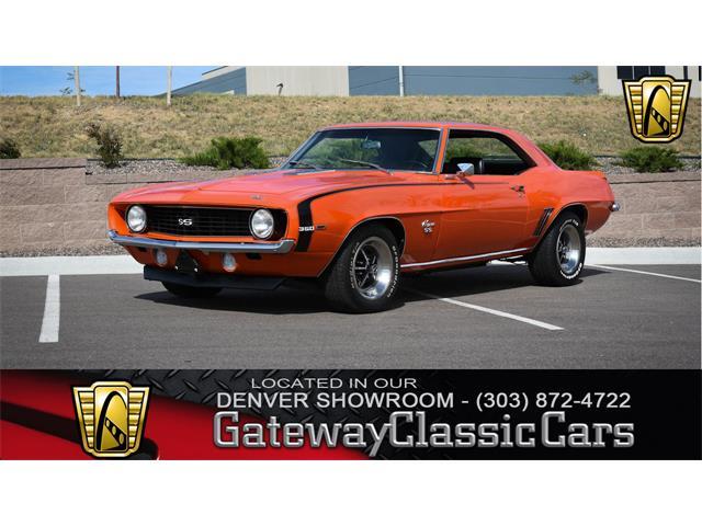 Picture of Classic '69 Chevrolet Camaro - $76,000.00 - OJ99