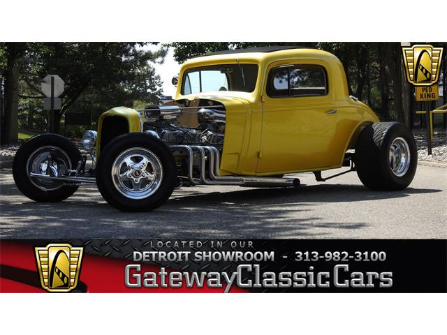 Picture of '34 Coupe - OJ9F