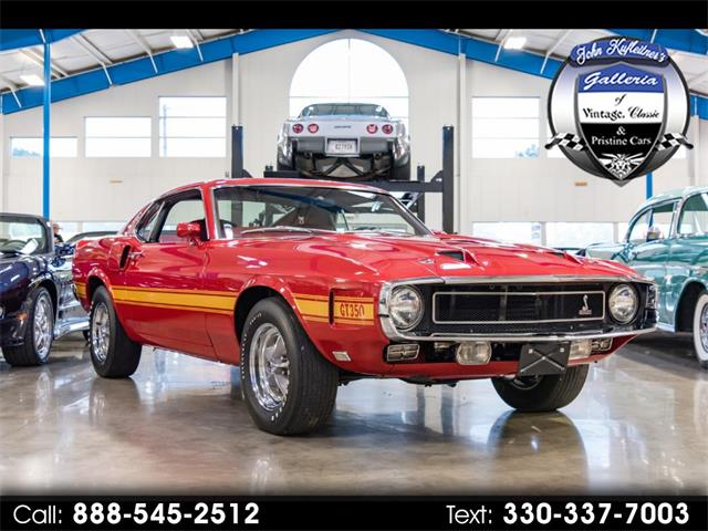 Picture of Classic 1969 Shelby GT350 Offered by  - OJ9N