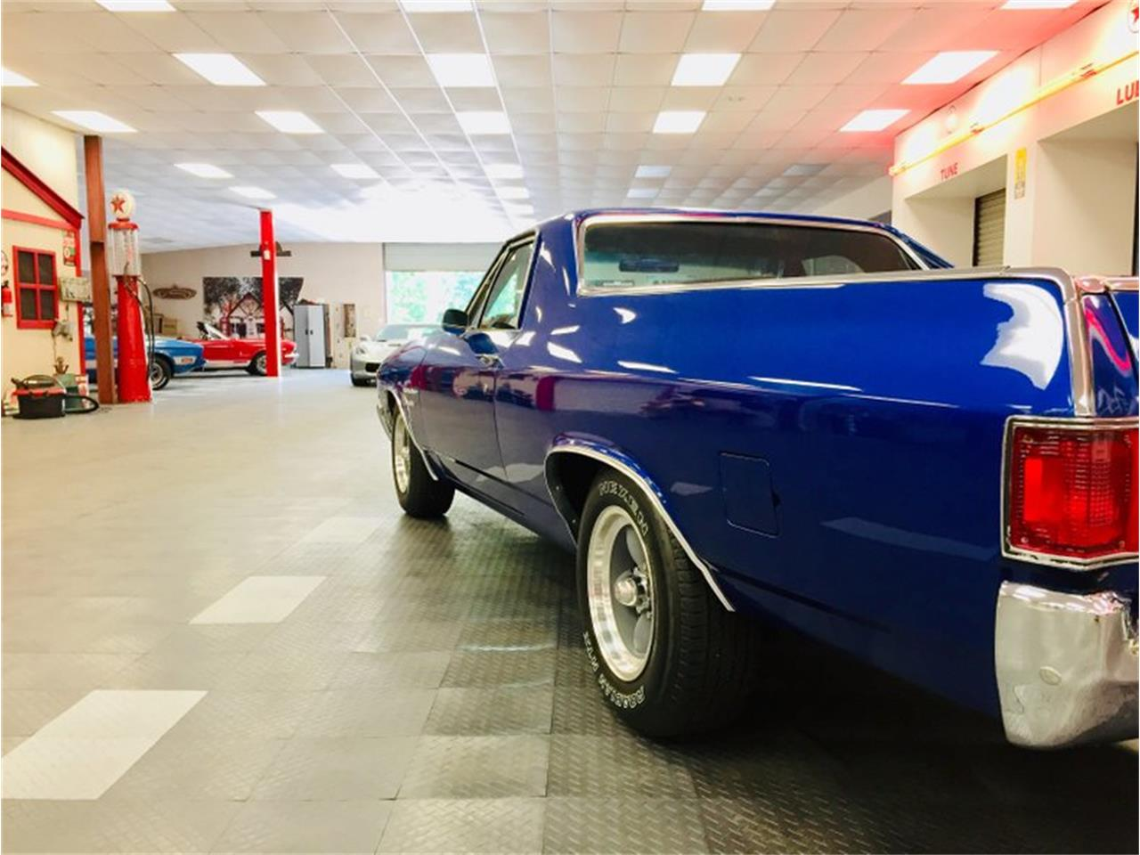 Large Picture of '72 El Camino - OJA0
