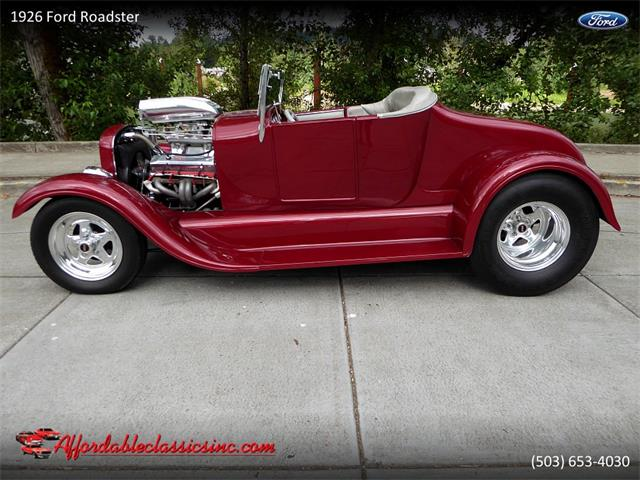 Picture of '26 Roadster - OJA9