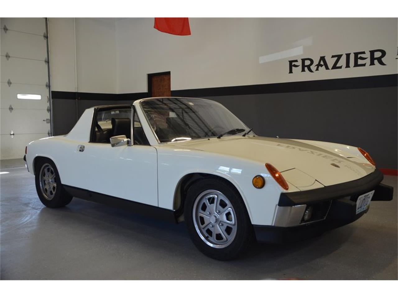 Large Picture of Classic 1973 914 located in Lebanon Tennessee Offered by Frazier Motor Car Company - OJAC