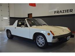 Picture of Classic 1973 Porsche 914 located in Lebanon Tennessee - $33,500.00 Offered by Frazier Motor Car Company - OJAC