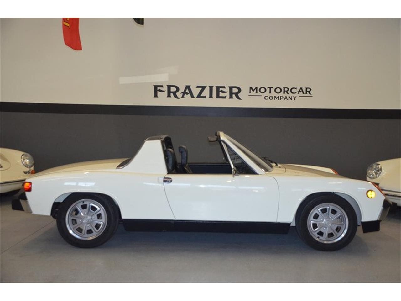 Large Picture of Classic 1973 Porsche 914 Offered by Frazier Motor Car Company - OJAC