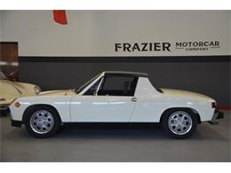Picture of 1973 Porsche 914 located in Lebanon Tennessee - $33,500.00 Offered by Frazier Motor Car Company - OJAC