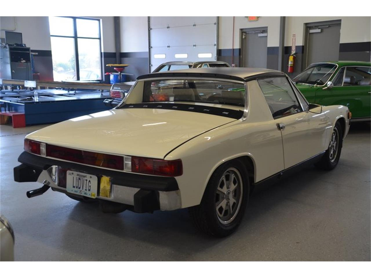 Large Picture of 1973 Porsche 914 - $33,500.00 Offered by Frazier Motor Car Company - OJAC