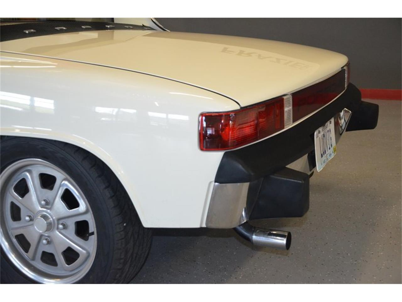 Large Picture of '73 Porsche 914 - OJAC