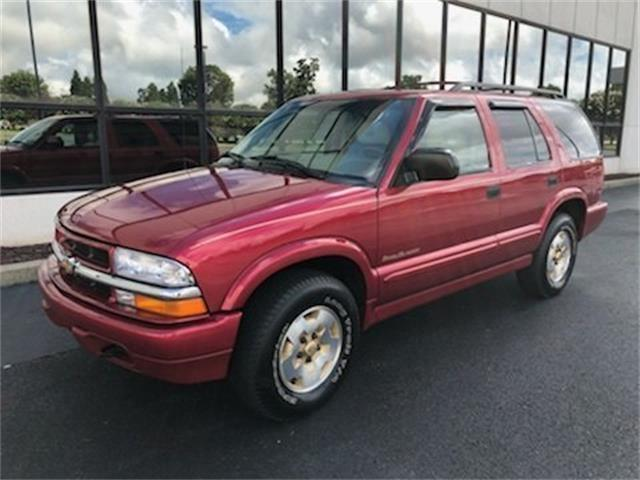 Picture of '01 Trailblazer located in Greensboro North Carolina Auction Vehicle Offered by  - OJAM