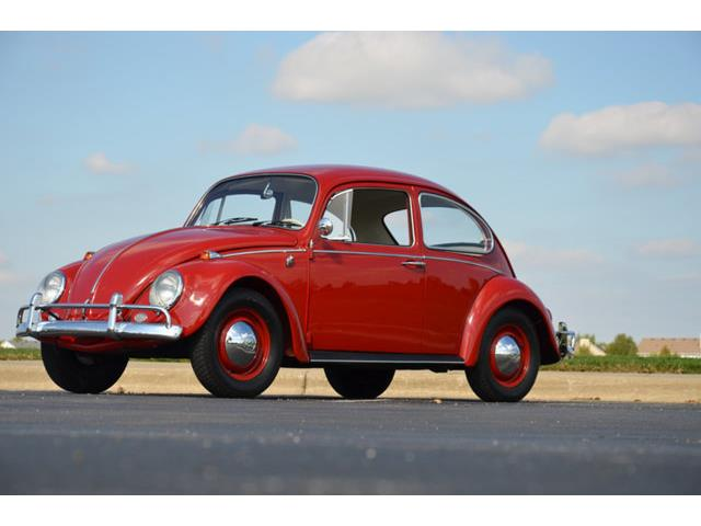 Picture of Classic 1965 Volkswagen Beetle located in Plainfield Illinois - $18,900.00 - OJBL