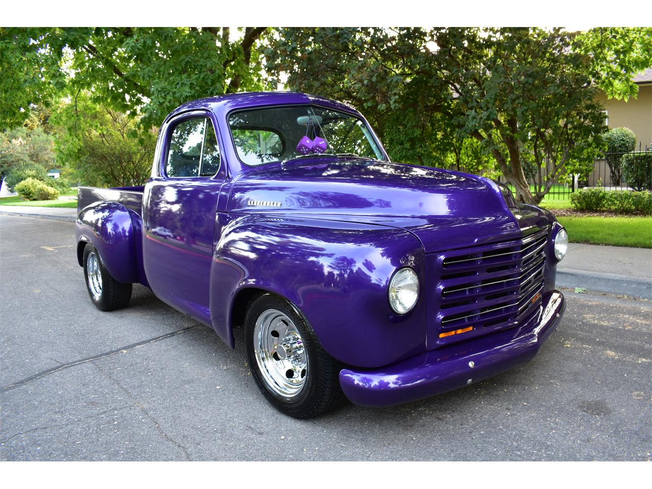 1951 studebaker truck for sale