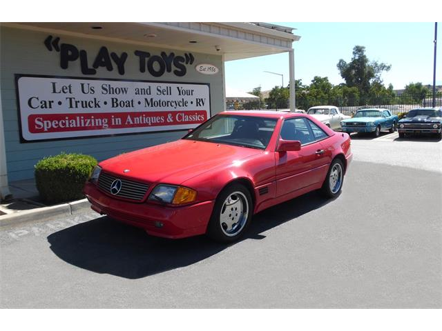 Picture of 1992 Mercedes-Benz 500SL located in California - $9,995.00 Offered by  - OJEF