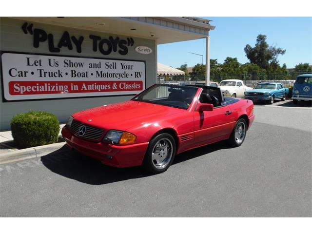 Picture of '92 500SL located in Redlands California - $9,995.00 - OJEF