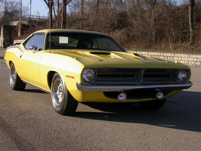Picture of 1970 Cuda - $55,000.00 Offered by  - OJEW