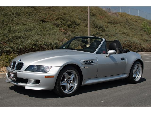 2000 BMW M Coupe