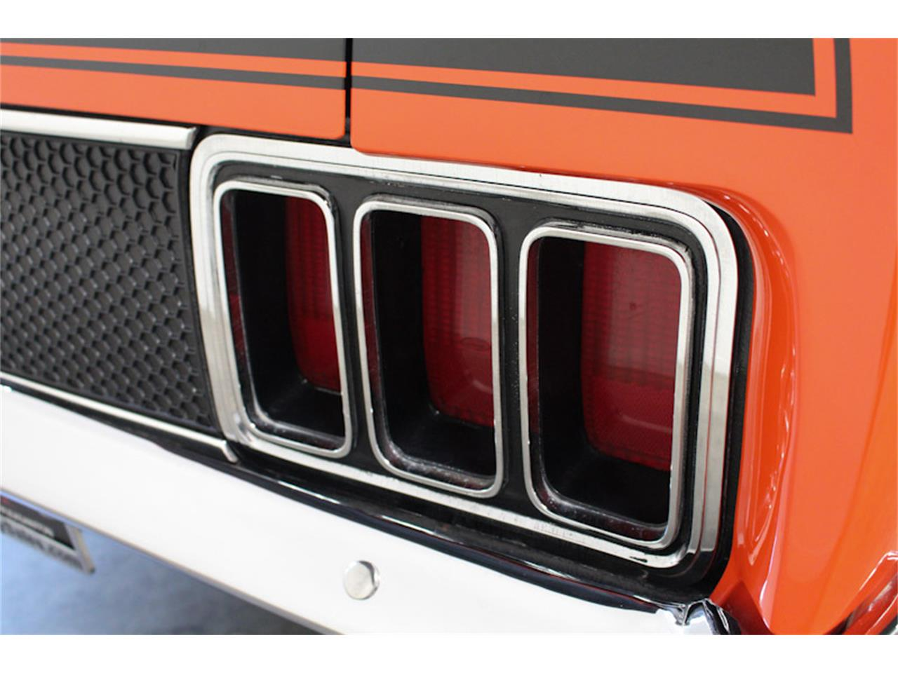 Large Picture of '70 Mustang Mach 1 - OJFI