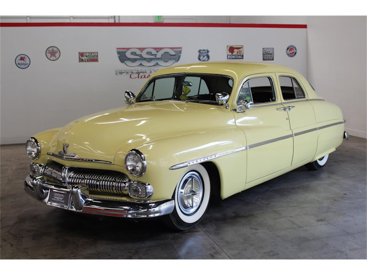 Large Picture of 1950 Mercury Hot Rod located in California - $29,990.00 Offered by Specialty Sales Classics - OJFQ