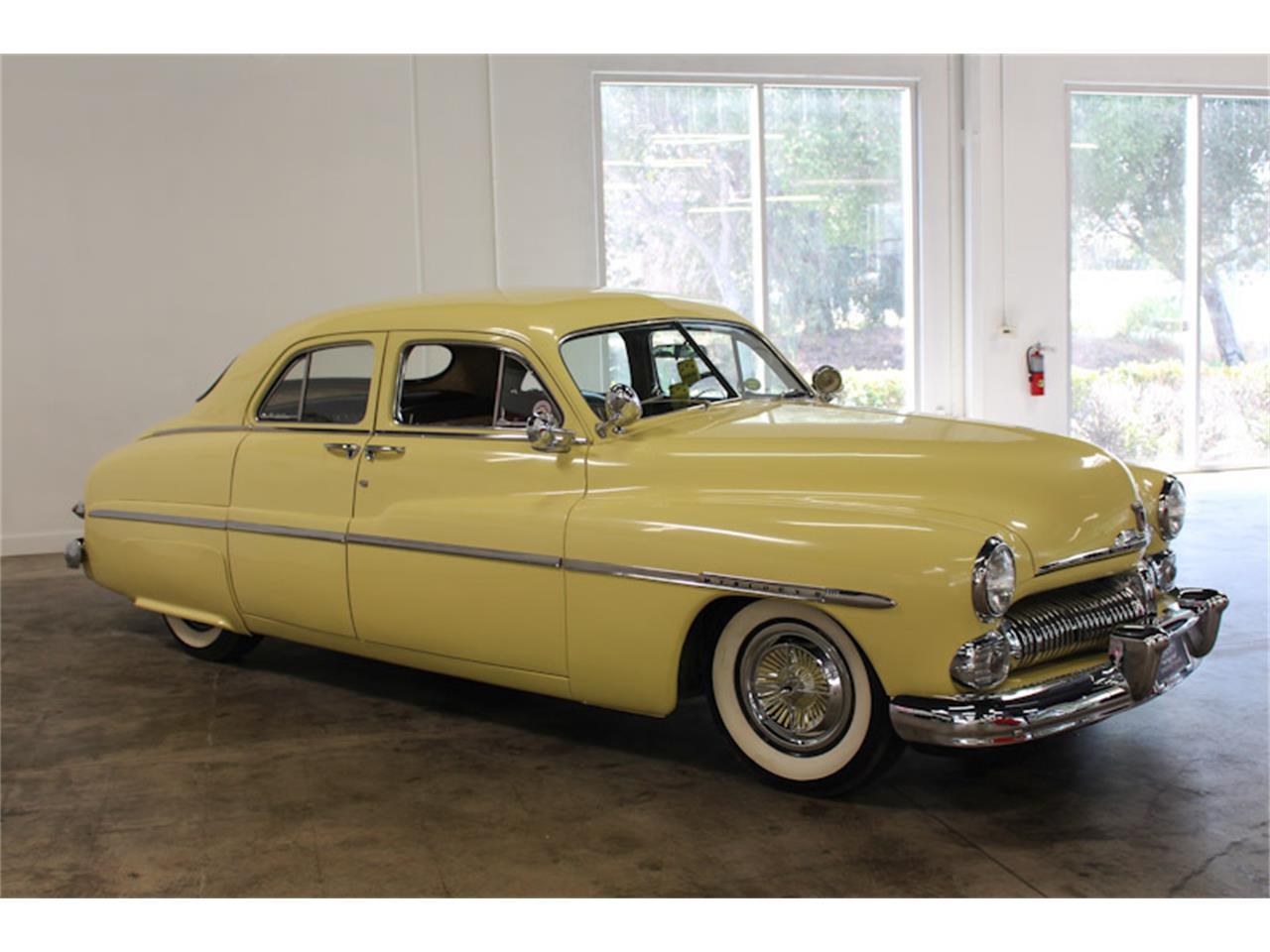 Large Picture of Classic '50 Mercury Hot Rod located in Fairfield California - $29,990.00 - OJFQ