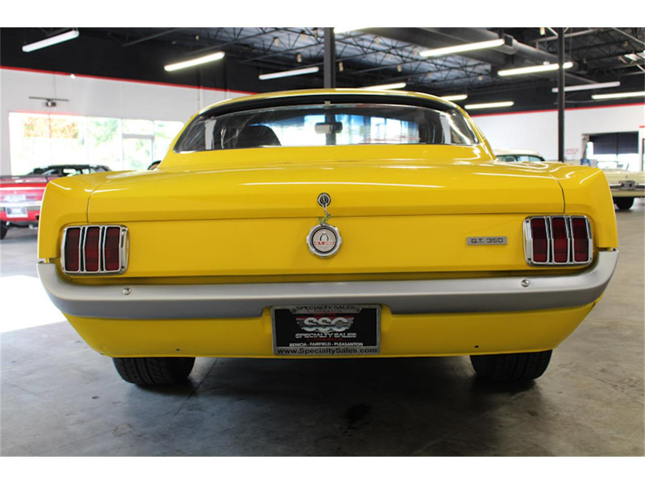 Large Picture of 1965 Mustang located in California Offered by Specialty Sales Classics - OJFS
