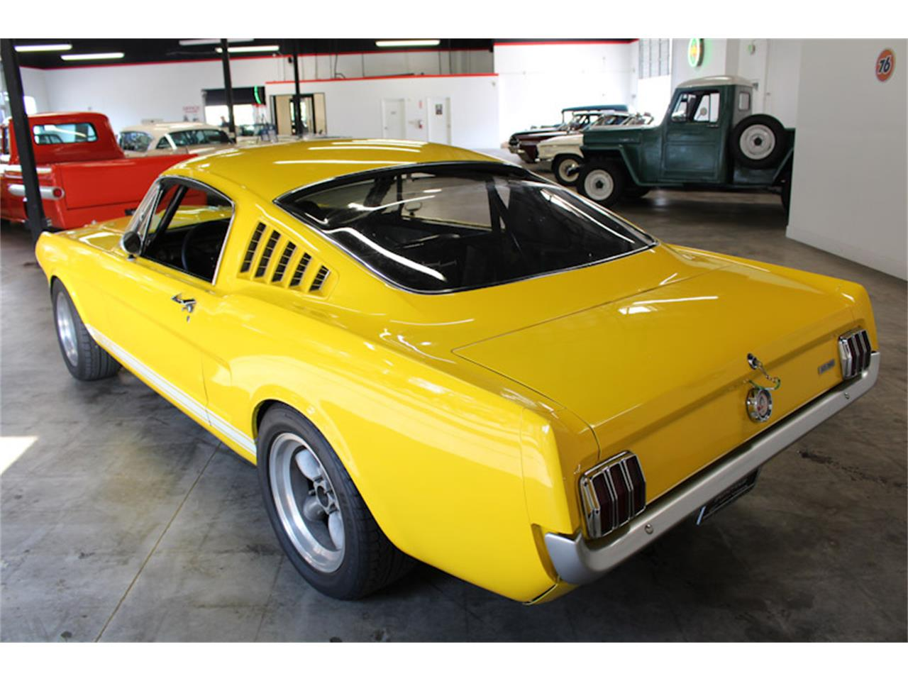 Large Picture of Classic '65 Mustang located in Fairfield California Offered by Specialty Sales Classics - OJFS