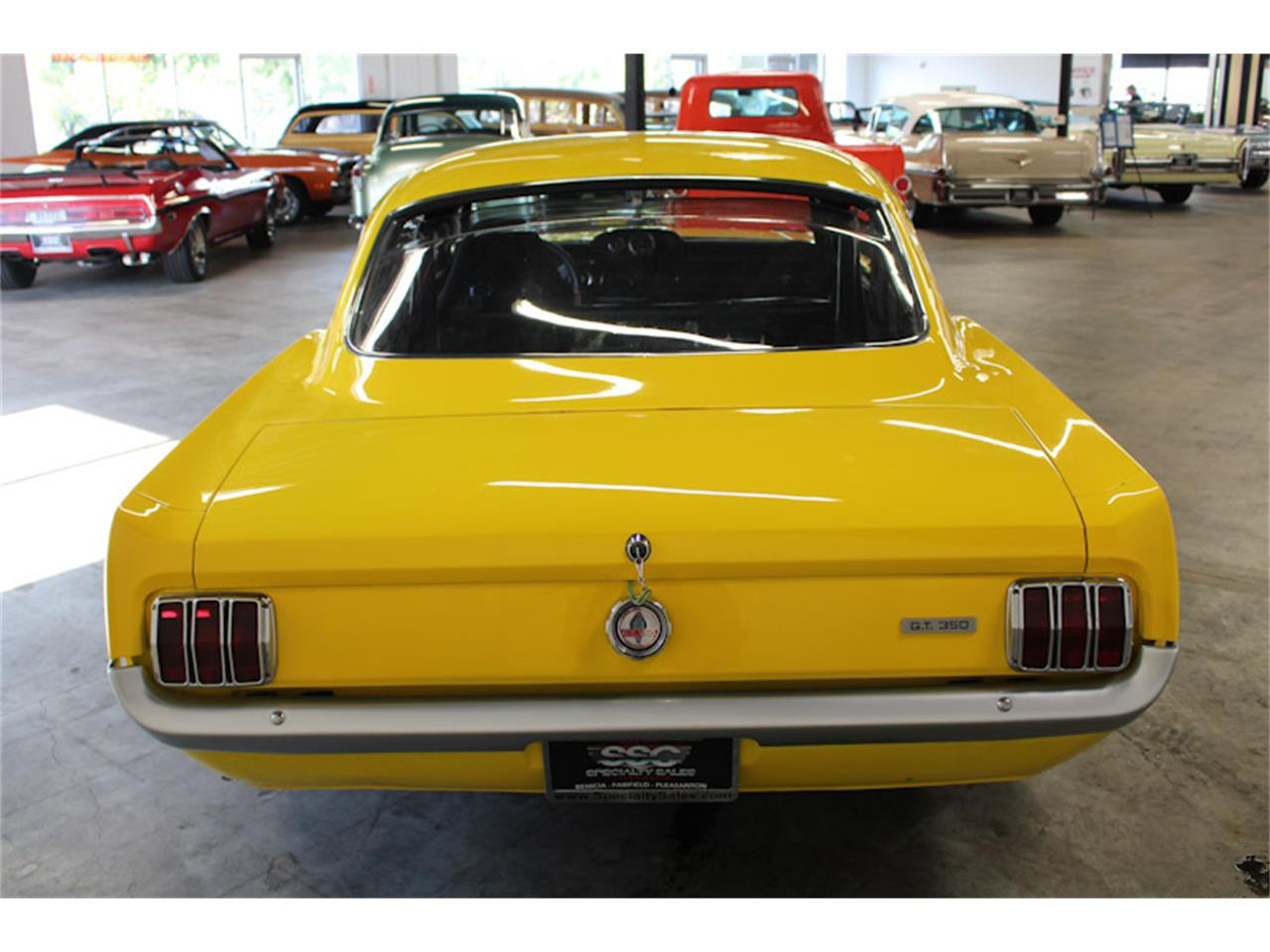 Large Picture of Classic 1965 Ford Mustang located in California - OJFS