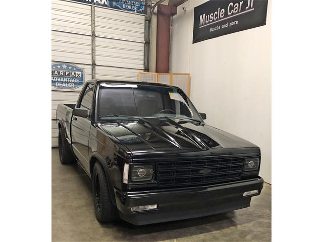 Picture of 1983 Chevrolet S10 located in Georgia - OJG7