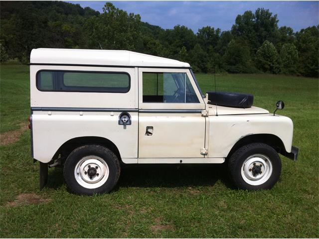 Picture of 1975 Series IIA Offered by a Private Seller - OJG9