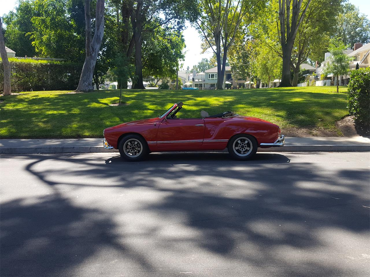 Large Picture of '69 Karmann Ghia - OJGG