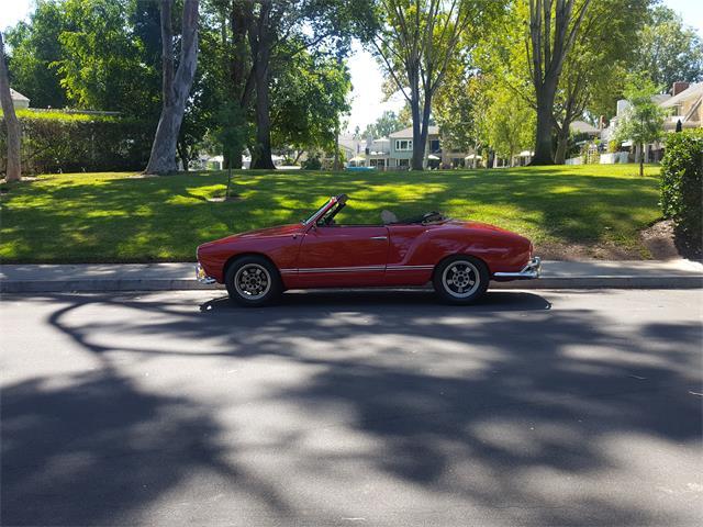 Picture of Classic '69 Karmann Ghia located in California - OJGG
